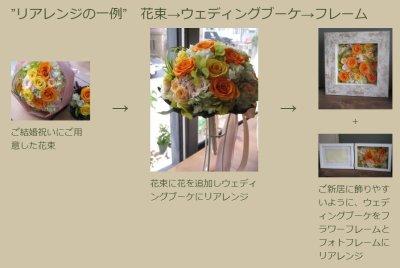 画像1: Preserved flower | 香りも飾り方も楽しめる花束
