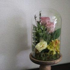 画像4: Preserved flower |ローズガーデンを贈ります【ガラスドーム】 (4)