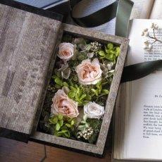 画像1: Preserved flower   次のページが素敵なものでありますように (1)