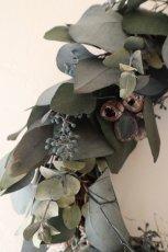 画像5: Preserved flower |シンプルなユーカリリース(実つき)  (5)