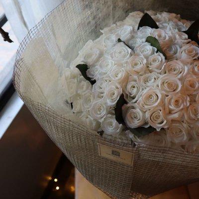 画像3: Preserved flower  108本のバラの花束で永遠を誓う プロポーズ