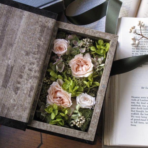 画像1: Preserved flower | 次のページが素敵なものでありますように (1)